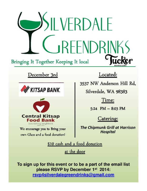Silverdale Greendrinks