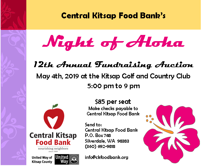 Night of Aloha Auction 2019