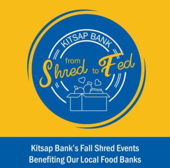 Kitsap Bank Shred Event