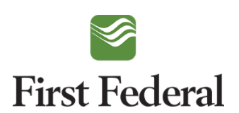 First Federal Gold Sponsorship